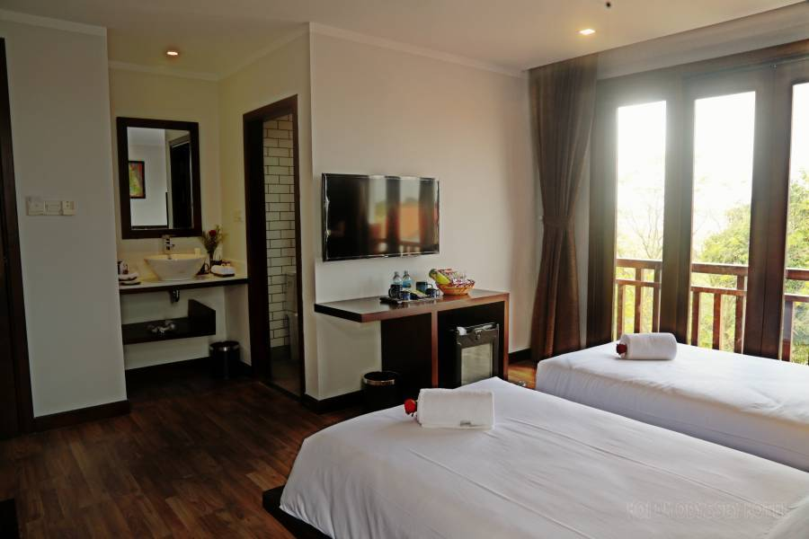 Hoian Odyssey Hotel, Hoi An, Viet Nam, hotels near pilgrimage churches, cathedrals, and monasteries in Hoi An