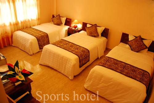 Hue Sports 1 Hotel, Hue, Viet Nam, hotels and places to visit for antiques and antique fairs in Hue