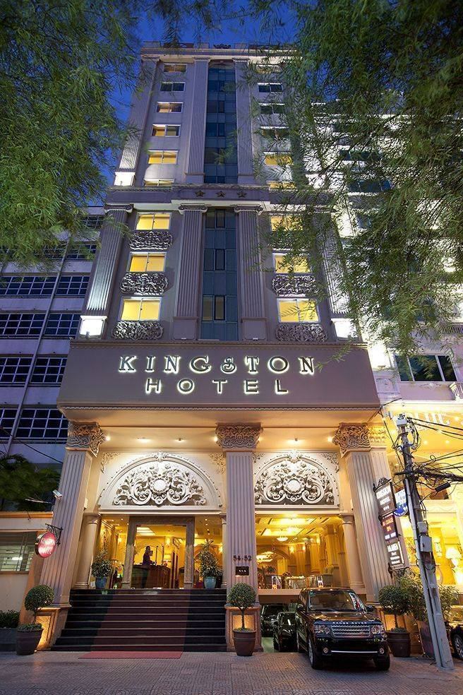 Kingston Hotel Saigon, Thanh pho Ho Chi Minh, Viet Nam, how to choose a booking site, compare guarantees and prices in Thanh pho Ho Chi Minh