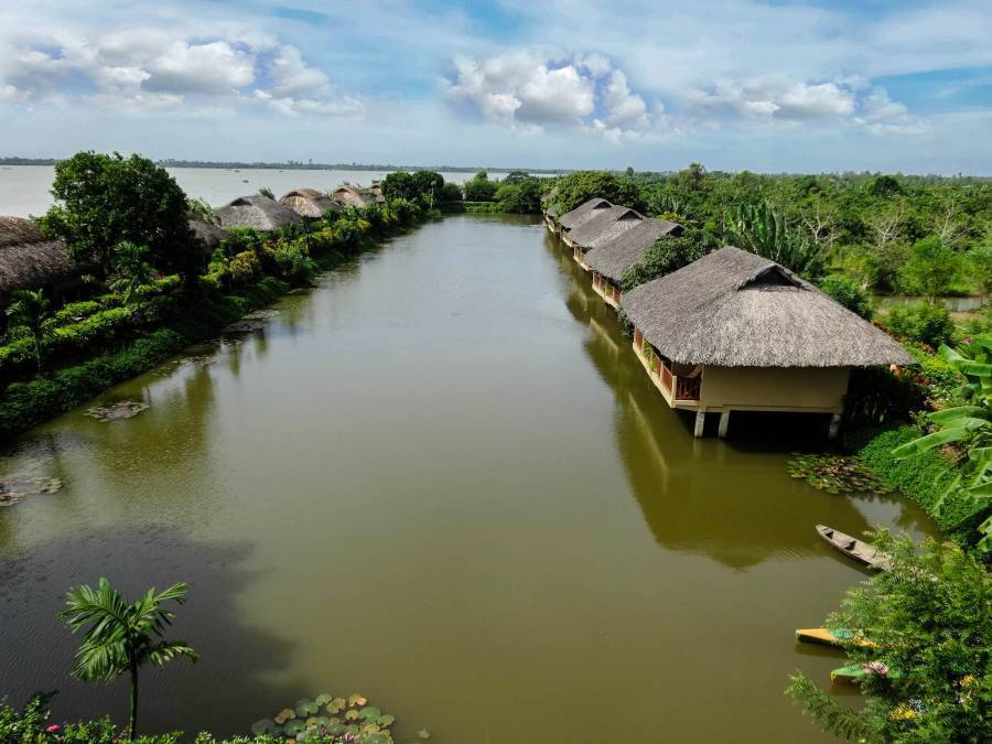 Mekong Riverside Boutique Resort and Spa, Cai Be, Viet Nam, Viet Nam hotels and hostels