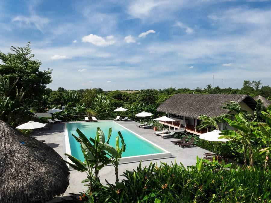 Mekong Riverside Boutique Resort and Spa, Cai Be, Viet Nam, discounts on hotels in Cai Be