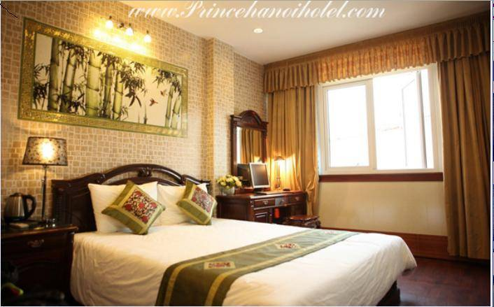 Prince II Hotel, Ha Noi, Viet Nam, Viet Nam hotels and hostels