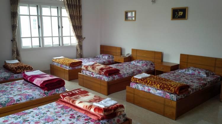 Quoc Huong Hotel, Da Lat, Viet Nam, Viet Nam albergues e hotéis