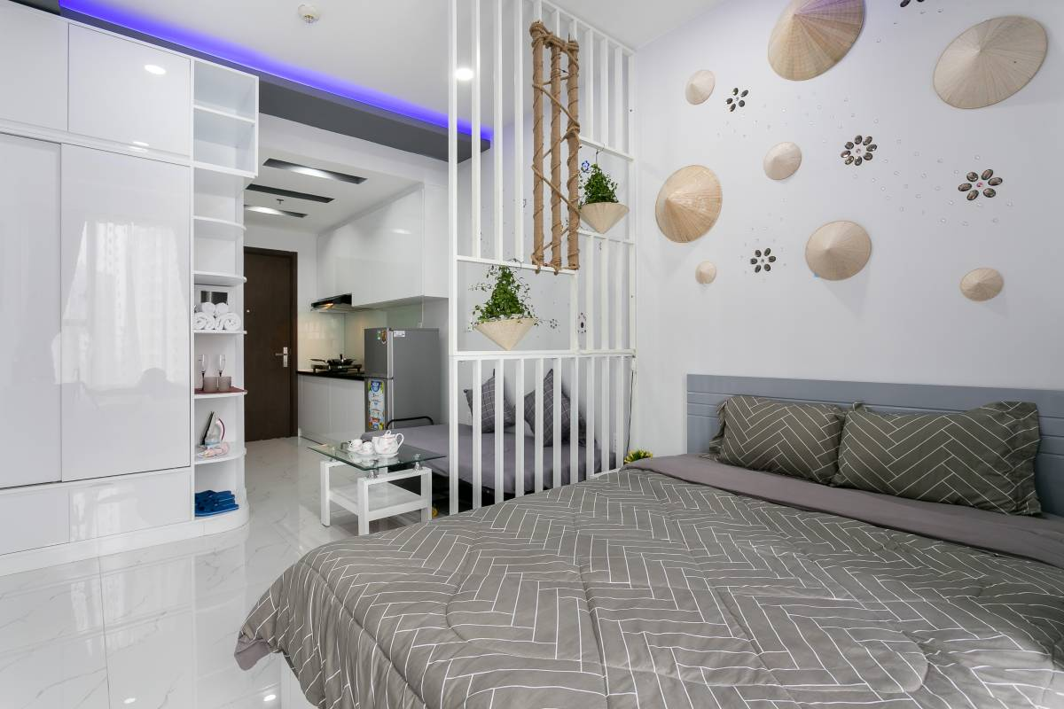River Gate Residence 151 Ben Van Don St., Thanh pho Ho Chi Minh, Viet Nam, intelligent travelers in Thanh pho Ho Chi Minh