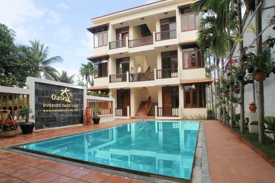Riverside Oasis Villa, Hoi An, Viet Nam, Viet Nam khách sạn và ký túc xá