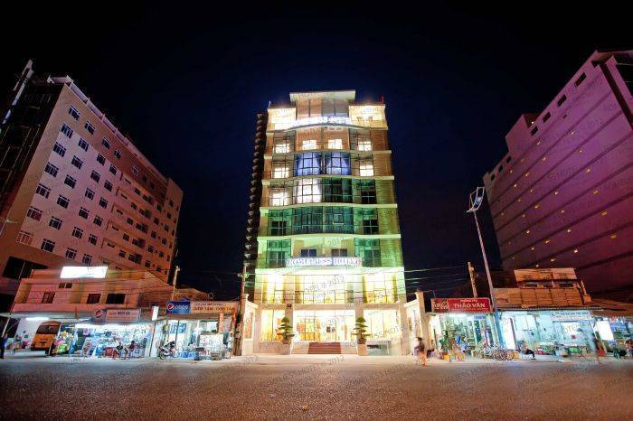 Romeliess Hotel, Vung Tau, Viet Nam, travelling green, the world's best eco-friendly hotels in Vung Tau