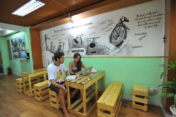 Saigon Balo Hostel, Thanh pho Ho Chi Minh, Viet Nam, Viet Nam auberges et hôtels