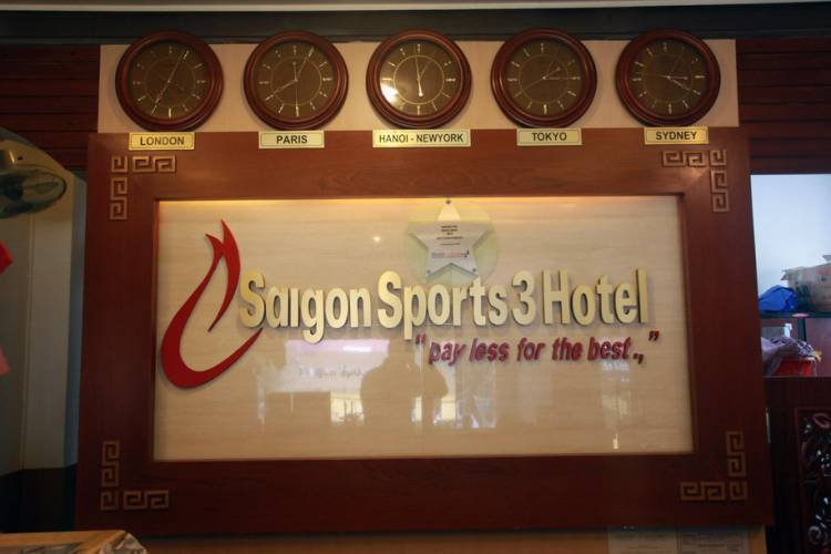 Saigon Sports 3 Hotel, Thanh pho Ho Chi Minh, Viet Nam, best North American and South American hotel destinations in Thanh pho Ho Chi Minh