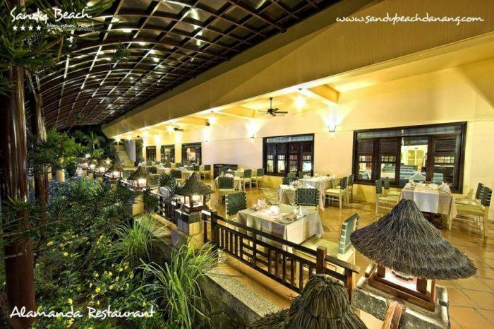 Sandy Beach Non Nuoc Resort Danang, Da Nang, Viet Nam, discount travel in Da Nang