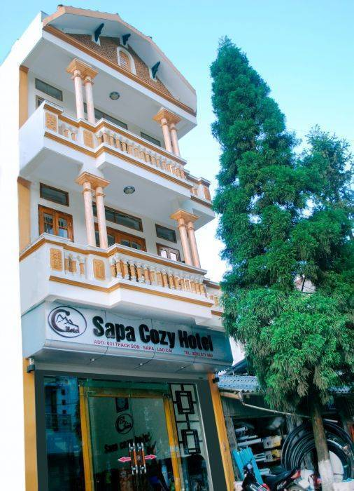 Sapa Cozy Hotel, Sa Pa, Viet Nam, Viet Nam hotels and hostels