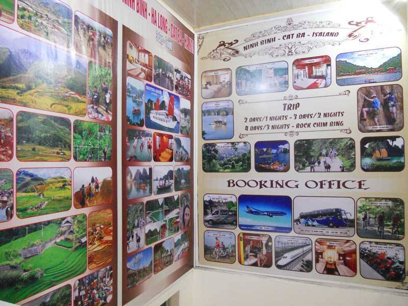Tam Coc Backpacker Hostels, Ninh Binh, Viet Nam, online secure confirmed reservations in Ninh Binh