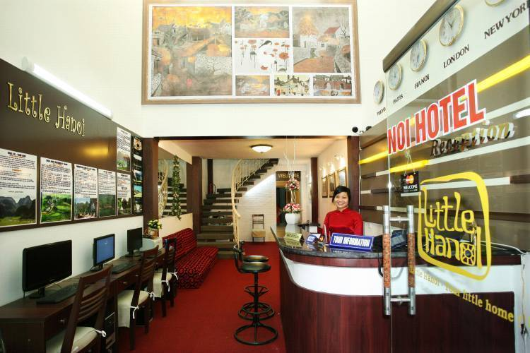The Little Hanoi Hotel, Ha Noi, Viet Nam, Viet Nam hotels and hostels