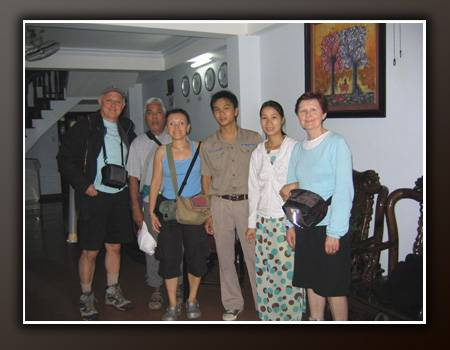Tran Ly Hotel, Hue, Viet Nam, hotels for vacationing in summer in Hue