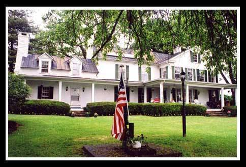 Briar Patch Bed And Breakfast, Middleburg, Virginia, Virginia albergues e hotéis