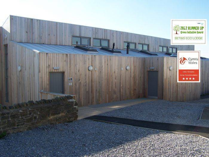 Betws Eco Lodge, Betws, Wales, Wales hotels and hostels