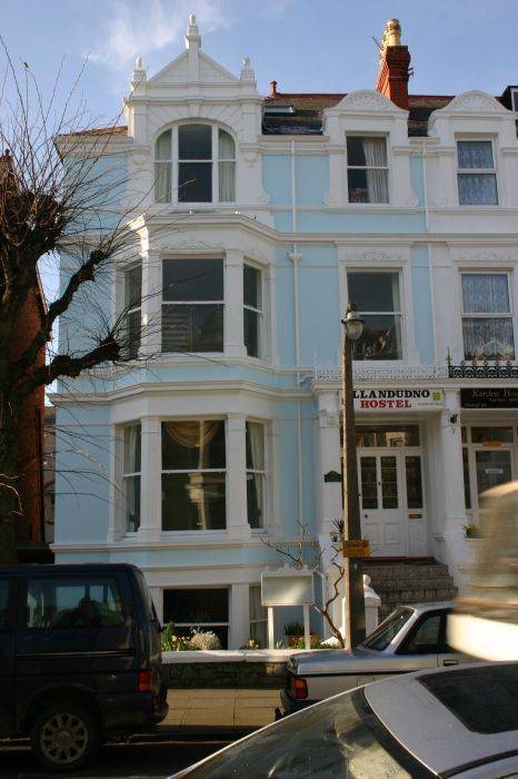 Llandudno Hostel, Llandudno, Wales, Wales hotels and hostels