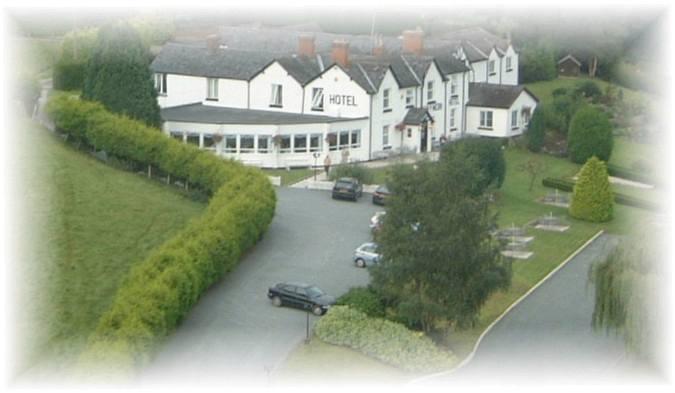 Ty'n-y-wern Hotel, Llangollen, Wales, Wales hostela i hotela