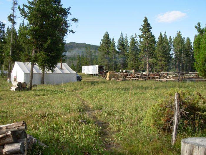 Bedroll And Breakfast, Moran, Wyoming, Wyoming hotels and hostels