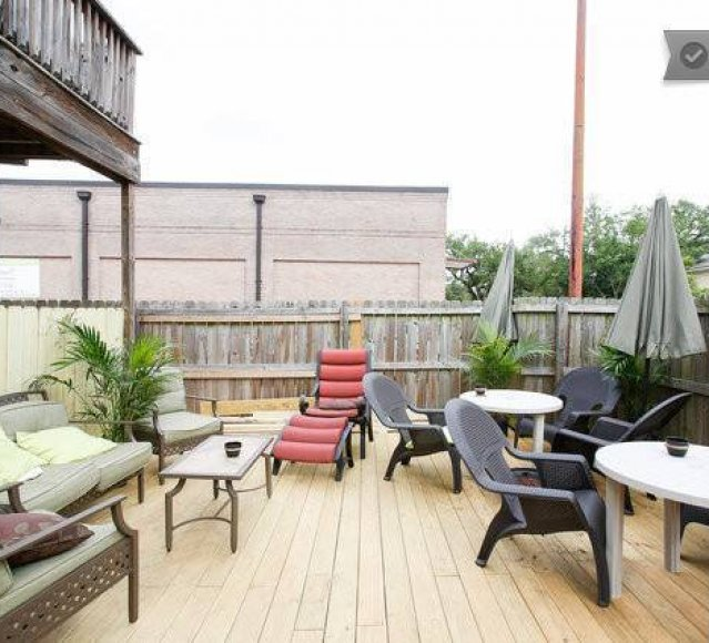 Nola Jazz House, hostel in New Orleans, family friendly hotels