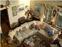 A Rabbit Creek B And B  Antique Gallery, Anchorage, Alaska, fast online booking in Anchorage