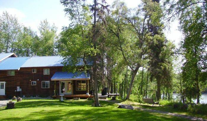 Alaska Riverview Lodge, holiday reservations 24 photos