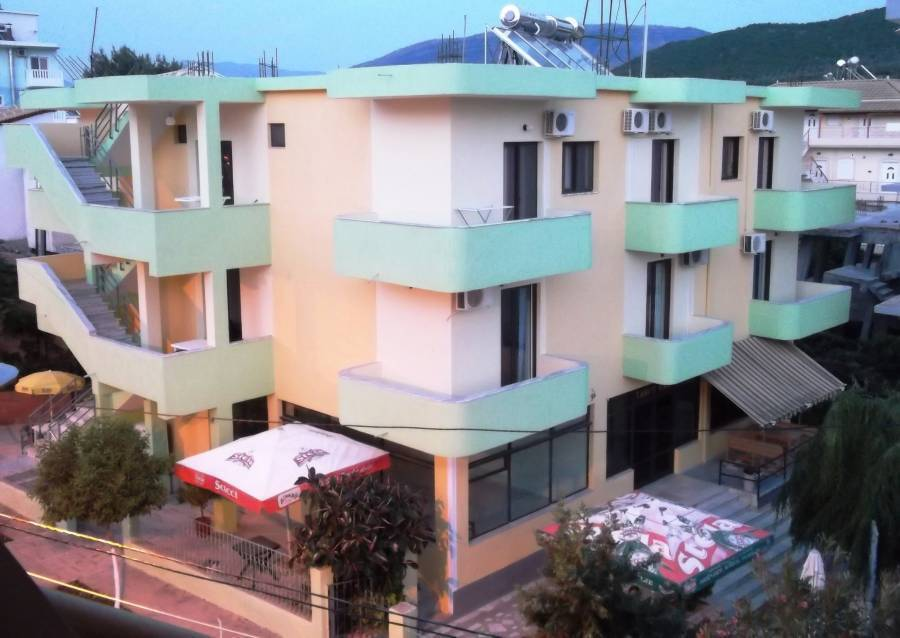 Tani's Guesthouse, Ksamil, Albania, Albania hotels and hostels