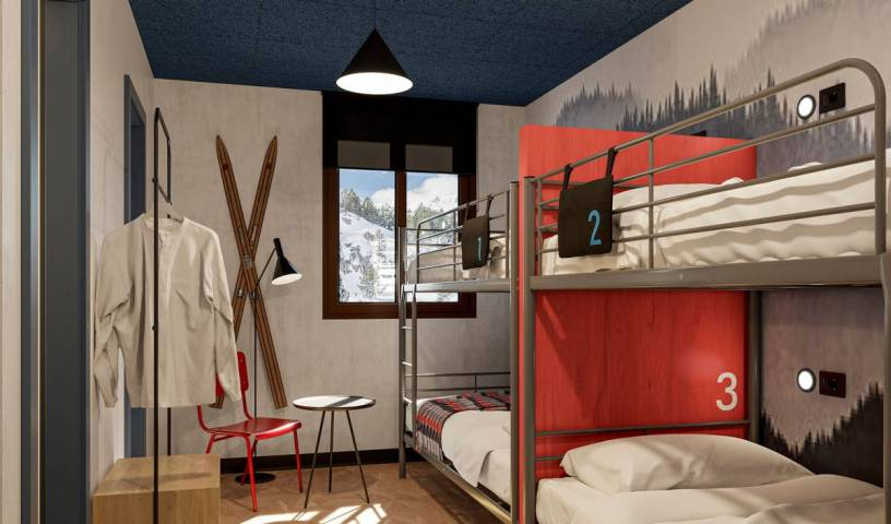 Font Andorra Hostel - Search available rooms for hotel and hostel reservations in la Massana 6 photos
