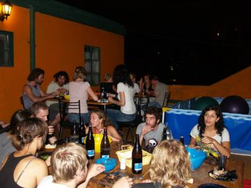 Baluch Backpackers Hostel, Cordoba, Argentina, Argentina hotels and hostels