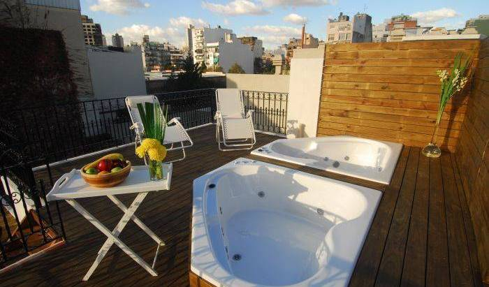 Aura Suites Boutique Hotel, Almagro, Argentina hotels and hostels 5 photos