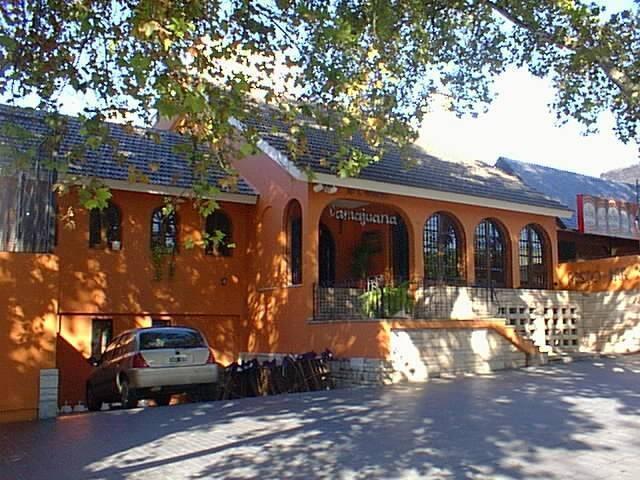 Damajuana Hostel, Mendoza, Argentina, Argentina hotell och vandrarhem