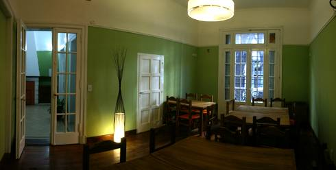 Extremo Sur Hostel, Buenos Aires, Argentina, secure online reservations in Buenos Aires