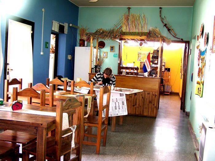 Hostel La Puerta, Mendoza, Argentina, Argentina hotell och vandrarhem