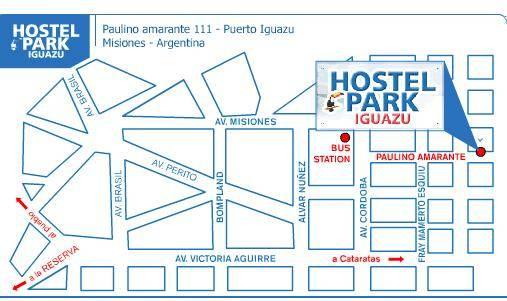 Hostel Park Iguazu, Puerto Iguazu, Argentina, Argentina hotels and hostels