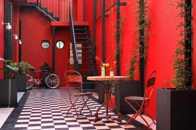Hotel Craft, Buenos Aires, Argentina, female friendly hotels and hostels in Buenos Aires