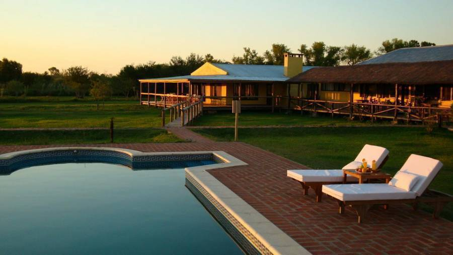 Irupe Lodge, Colonia Carlos Pellegrini, Argentina, Argentina hotels and hostels