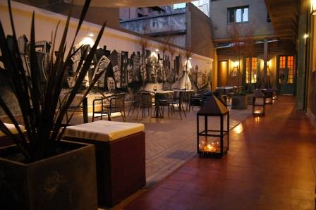 Le Grand Hostel, Cordoba, Argentina, what is an eco-friendly hotel in Cordoba