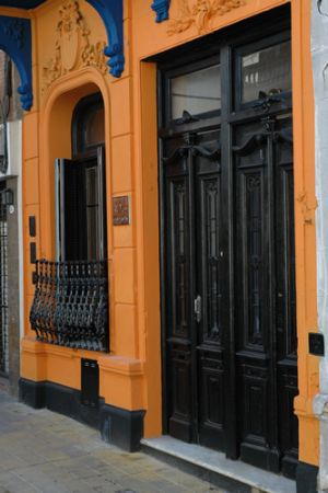 Mantengase Hostel, Buenos Aires, Argentina, Argentina hostels and hotels