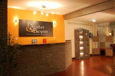 Noster Bayres Hostel and BednBreakfast, Buenos Aires, Argentina, 酒店拥有最好的睡眠床 在 Buenos Aires