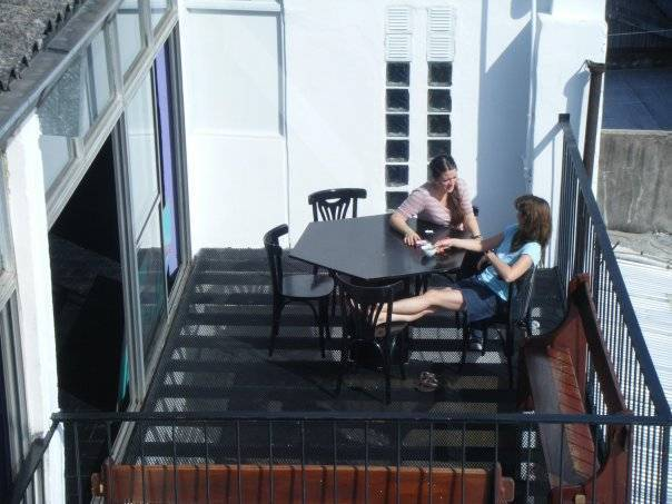 Palermo House, Buenos Aires, Argentina, backpacking and cheap lodging in Buenos Aires