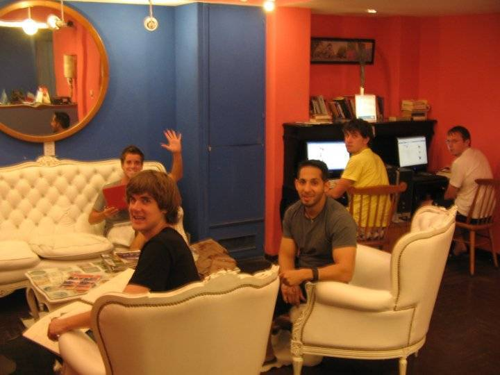 Pax Hostel, Buenos Aires, Argentina, best hotels and hostels in the city in Buenos Aires