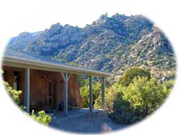 Cochise Stronghold B And B, Pearce, Arizona, Arizona hostels and hotels
