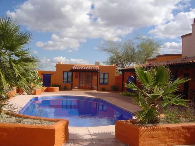 La Casita Luxury Bed and Breakfast, Tubac, Arizona, Arizona 酒店和旅馆