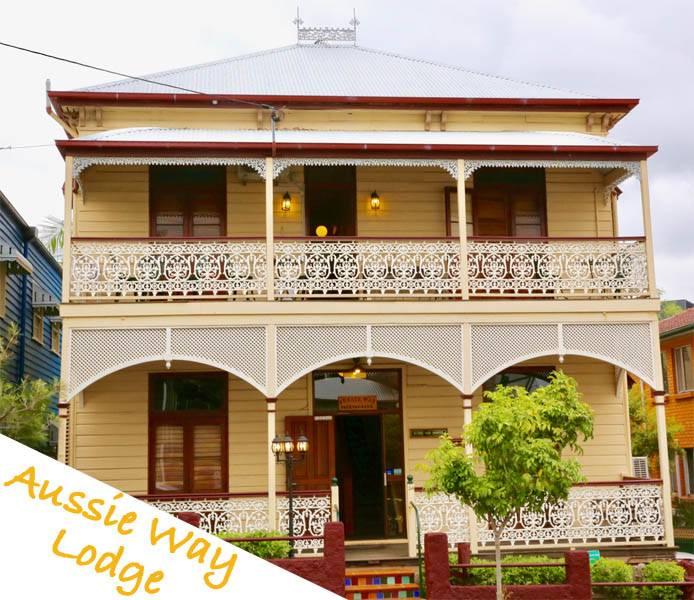 Aussie Way Hostel, Brisbane, Australia, Australia hotels and hostels