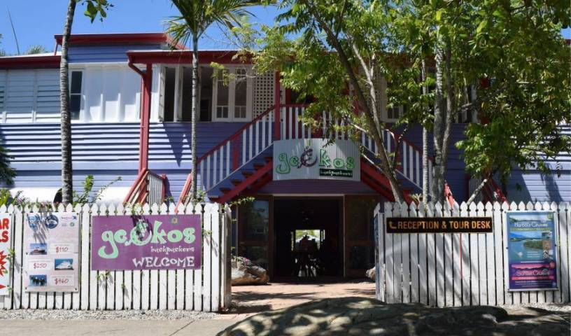 Geckos Backpackers - Search for free rooms and guaranteed low rates in Cairns 3 photos