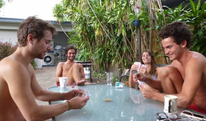 Lazy Duck Backpackers Hostel - Get low hotel rates and check availability in Cairns, instant online reservations in Queensland, Australia 9 photos