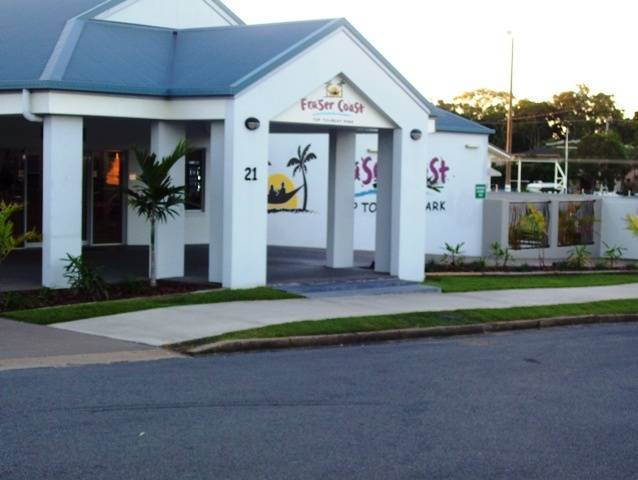 Fraser Coast Top Tourist Park, Hervey Bay, Australia, 冬の休暇のためのホステル に Hervey Bay