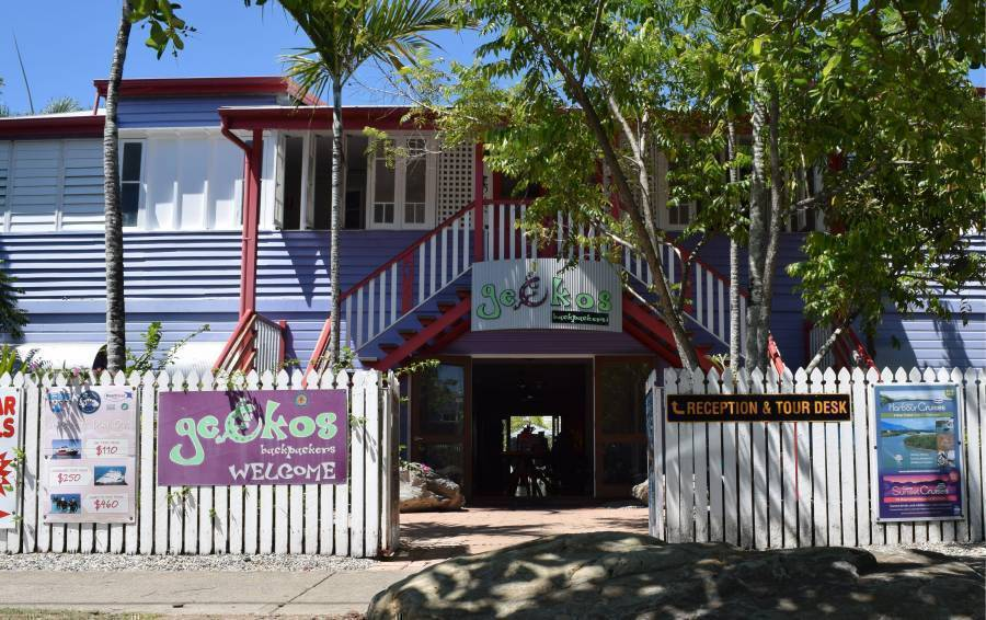 Geckos Backpackers, Cairns, Australia, Australia hotels and hostels