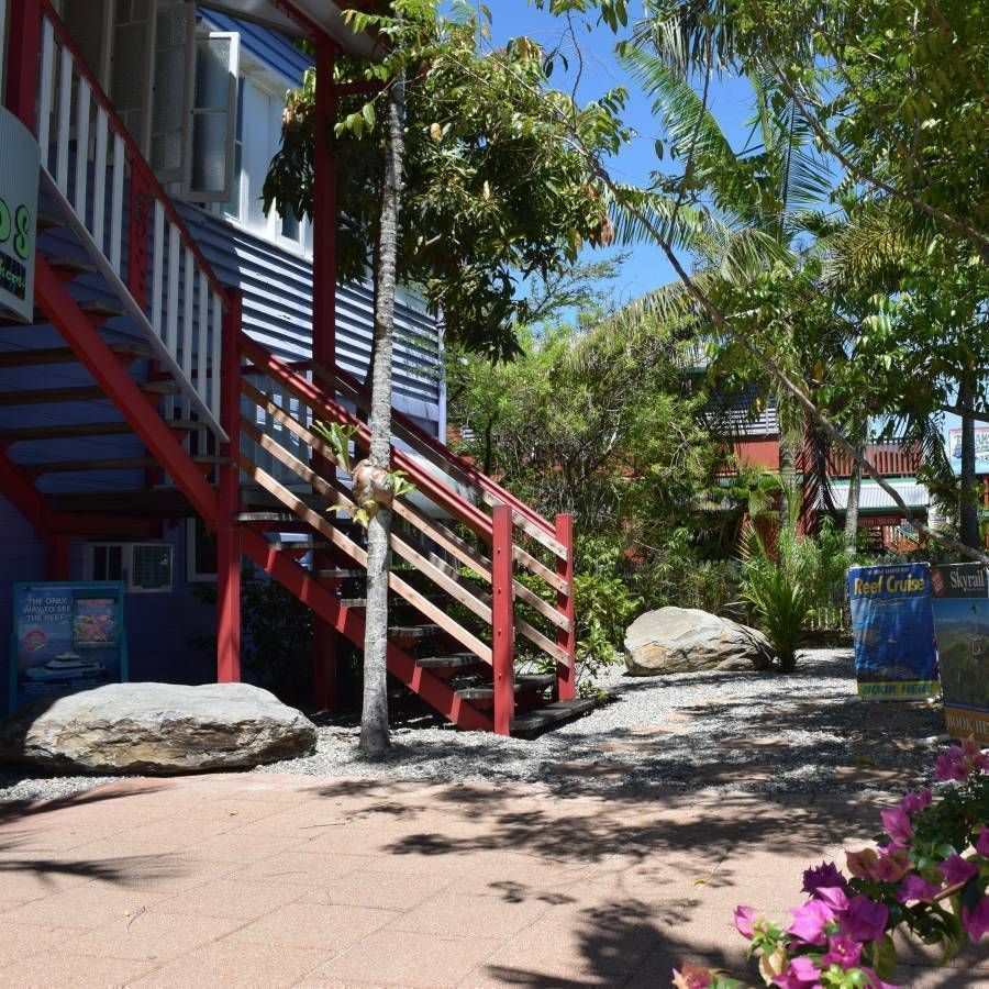 Geckos Backpackers, Cairns, Australia, all inclusive hotels and specialty lodging in Cairns