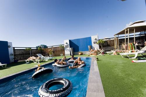 Global Backpackers Central, Cairns, Australia, Australia hotels and hostels