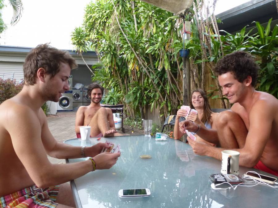 Lazy Duck Backpackers Hostel, Cairns, Australia, Australia hostels and hotels